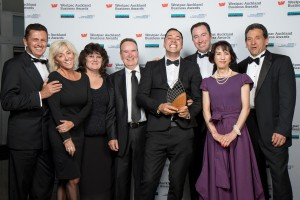 Westpac Auckland Business Awards 2015 North