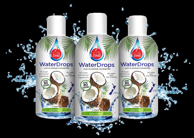Coconut water enhancers