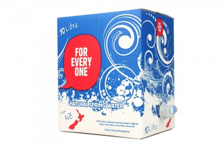 Water For Everyone 10L box water